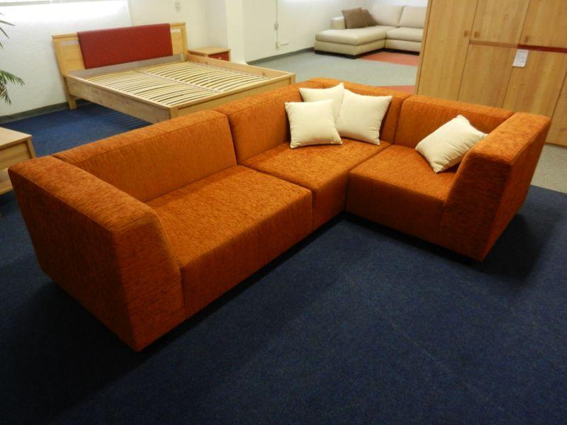 Moderne sedežne garniture z ležiščem