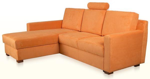Sedežna garnitura z ležiščem ali posteljo